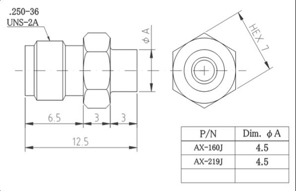AX-160J-NM